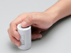 Мышка в виде батарейки